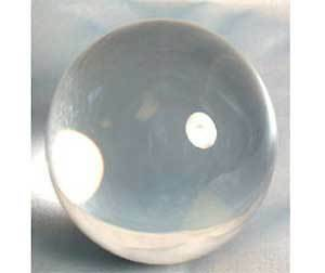 Crystal Ball 200mm Large Gpysy Crystal Ball Fortune Telling HUGH  Crystal Ball