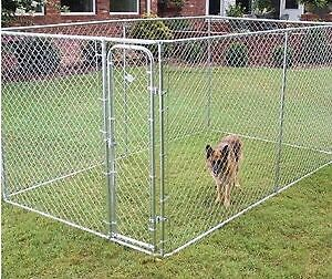 Looking for a Dog Run/Chain Link Fencing