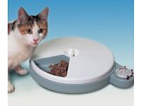Catmate C50 Used Automatic Cat Feeder