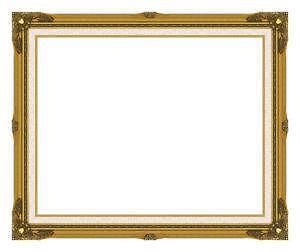 X Inch Glass Frame