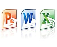Tutor - MS Word, Excel, Power Point