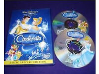 Cinderella dvd special edition 2 disc (Disney animation classic)