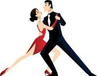 Private Latin and Ballroom dance lessons