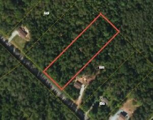 2.25 Acre building lot just minutes outside of Hampton