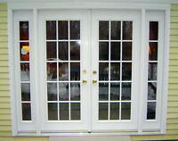 French Garden Patio Door