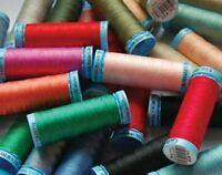 Gutermann Pure Silk Thread 110 yard spools