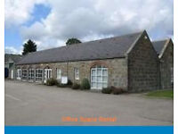 ** Aberdeen (AB51) Serviced Office Space to Let
