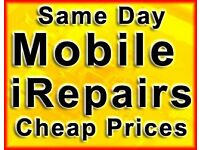 Repair from £10 iPhone 6S 6 5C 5 4S Screen Glass iPad MacBook Samsung Laptop PC iRepair Shop Glasgow