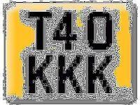 T40 KKK private number plate VW DUB T4 OK Volkswagen Transporter all fees included registration