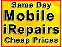 Repair from £10 iPhone 7 6s 6 5C Glass Screen iRepair iPad Samsung S7 LG MacBook Laptop Shop Glasgow