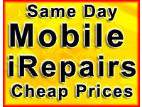 SAME DAY Repair from £10 iPhone 6S 6 5C 4S Screen Glass iPad Samsung Sony PS3 Laptop iRepair Shop