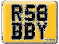 888 AUDI RS8 cherished private number plate R8 Bobby Robby Robert R58 BBY Sebastian Sebby Sebi BBB