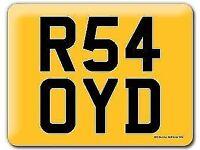 AUDI RS4 R5 R54 OYD Number plate Sayed Saayed Sayid Said Saeed Syed Saed Sahed Saheed Shadid Shahid