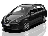 Seat Altea XL 2012 1.6 Diesel Automatic PCO UBER READY FOR RENT