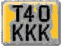 T40 KKK private number plate VW DUB T4 OK Volkswagen Transporter all fees included registration