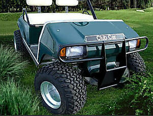 Front Bumper / Brush Guard for ATV or Golf Cart