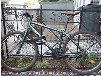 "Hybrid bike - 18"""