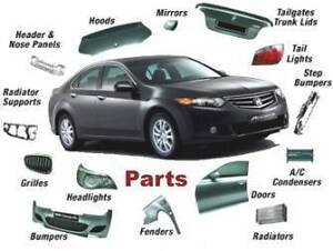 HONDA CIVIC ACCORD CRV- COLLISION REPLACEMENT PARTS