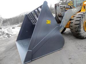 Skid Steer, Excavator, Wheel Loader Mat Grapples, Sales & Rental