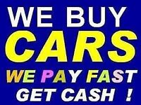 Text your cars or vans details to - 07546090025