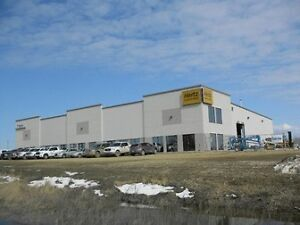 Exceptional Office and shop space for Lease in Peace River, AB.