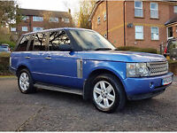 2003 Land Rover Range Rover L322 VOUGE TOP SPEC FULLY LOADED 4x4