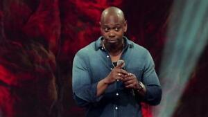 Dave Chappelle in Montreal  REDS Saturday July 28th 2018