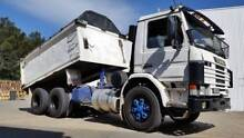 Boggie 6 Wheeler Tipper - 113 Scania Dungog Dungog Area Preview