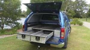 Tool Tray Drawers to suit Nissan Navara D40 Mango Hill Pine Rivers Area Preview