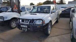 2013 Nissan Navara ST-R D22 Manual 4x4 S5 Dual Cab Young Young Area Preview