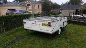 Cub supermatic Camper Trailer Warrimoo Blue Mountains Preview