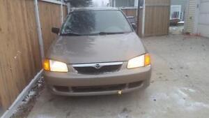 1999 Mazda Protege DX Sedan Edmonton Edmonton Area image 5