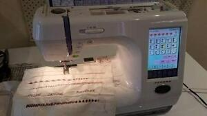 Janome 10001 Embroidery Sewing Machine Nedlands Nedlands Area Preview