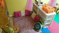 One Available place in Subsidized daycare (Kirkland West Island)