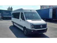 2012 Volkswagen Crafter LWB European Conversion 18 Seat Bus LHD