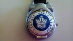 *** NEW !! Stunning ! Official NHL LEAFS Watch / Compass !! ***