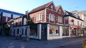 Commercial Office/Studio for a small business, Bank Street, Ashford, Kent