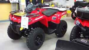 Used 2015 Can-Am OUTLANDER L