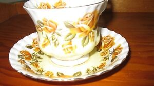 Beautiful Cup and saucers
