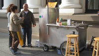 Mobile Food Cart - VIHA approved - PRICE REDUCED