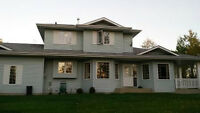TWO HOME ACREAGE IN CAMROSE COUNTY