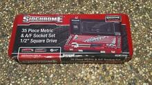 NEW SIDCHROME 35 PIECE TOOL  SET Birkdale Redland Area Preview