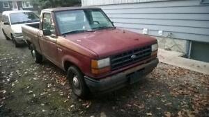 1992 Ford Ranger Pickup Truck