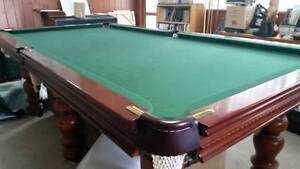 Quality B&B Billiard Table 8' x 4' in excellent condition. Mount Eliza Mornington Peninsula Preview