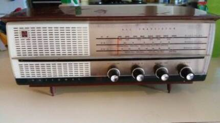Radio 1950s Australia National Radio 1950's