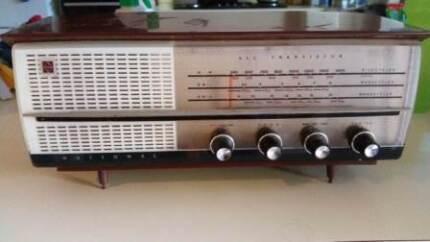 Radio 1950s Australia National Radio 1950's