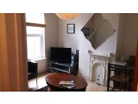 2 Southville Double Rooms in 4-bed Maisonette, North Street: BS3 1JD: incl. C/Tax