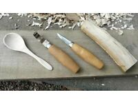From Tree to Spoon - Green Woodworking Weekend (4th & 5th Nov)
