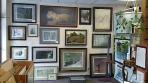 BIGGS' GALLERY & FRAMING SHOP