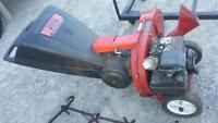 MTD 5hp Wood Chipper/Shredder
